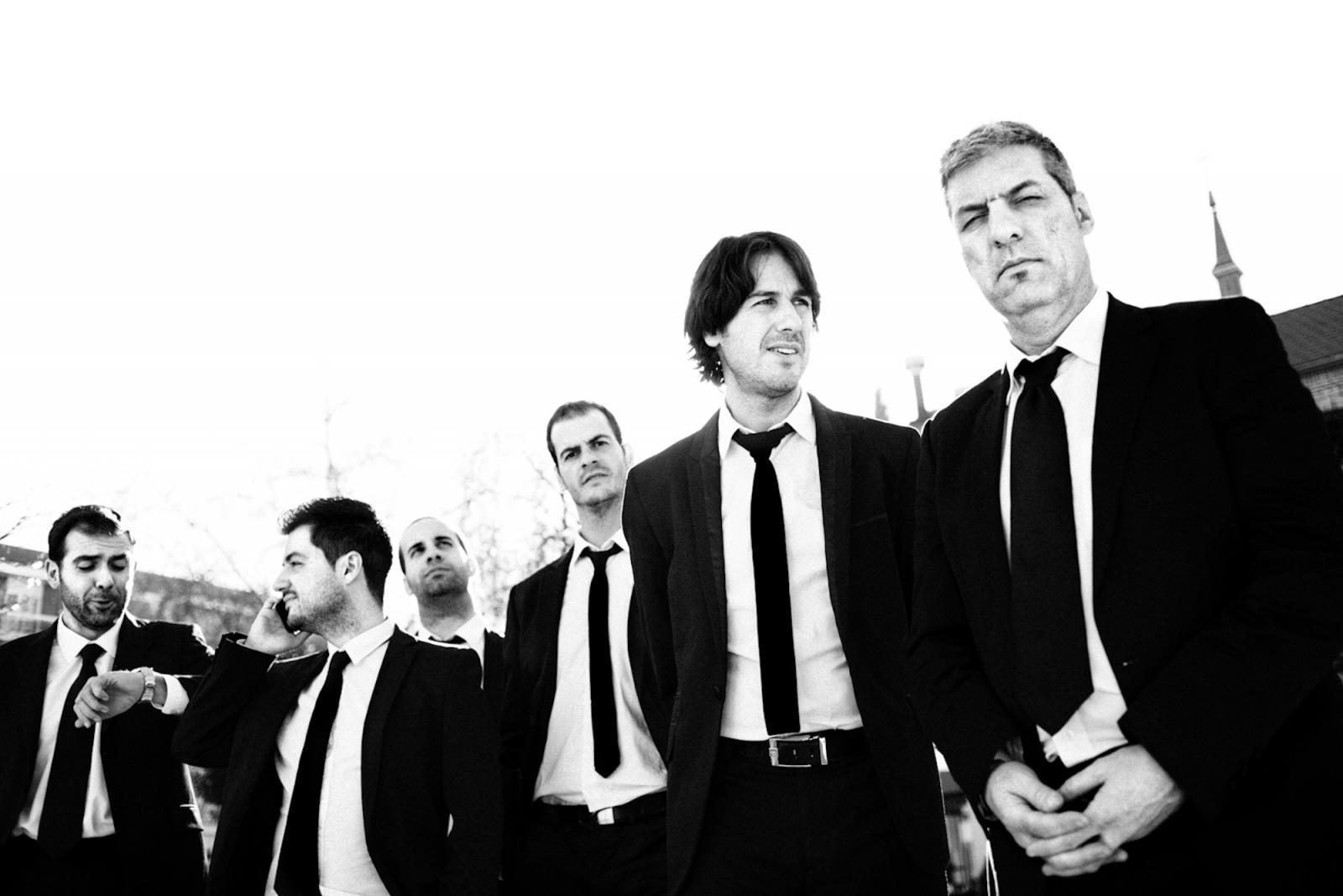 Neopercusión, banda musical / musica band.