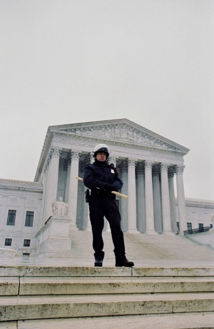 Art and Documentary Photography - Loading 002- Lampert - Supreme Court Cop 2000.jpg