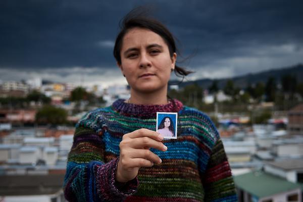 Who is Vanessa Landínez Ortega (2018)