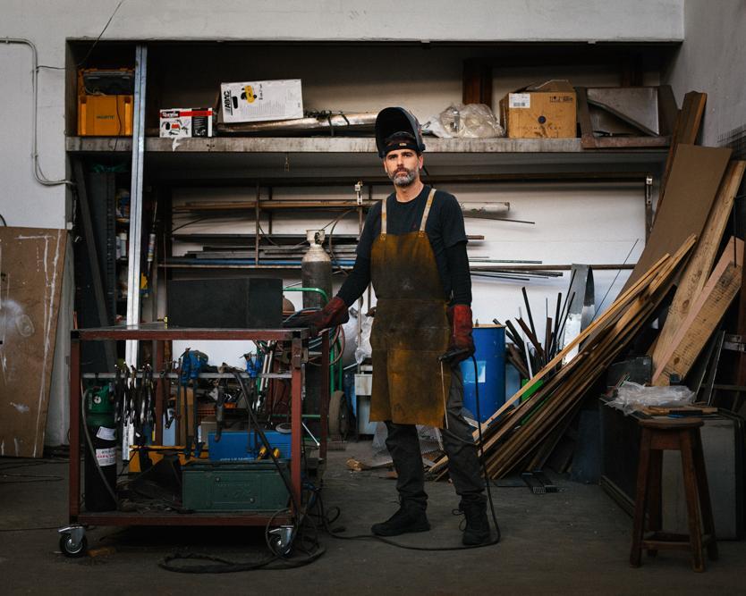 Diego Macarron, diseñador industrial / industrial designer