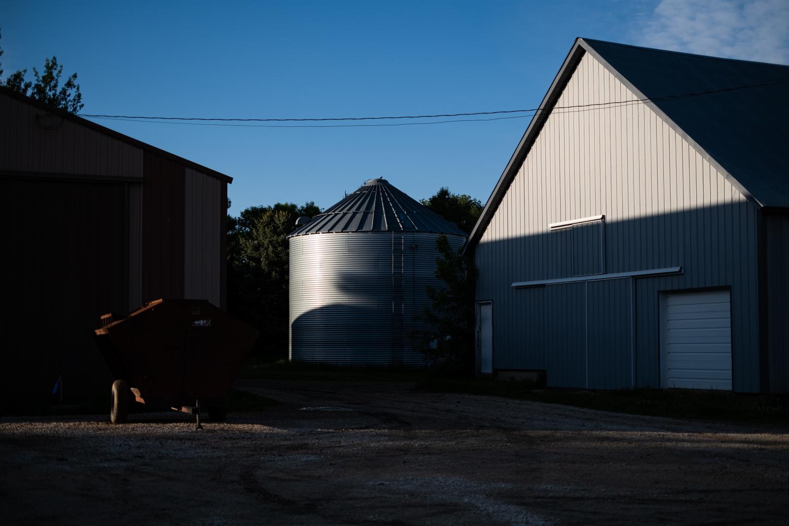 My farm.