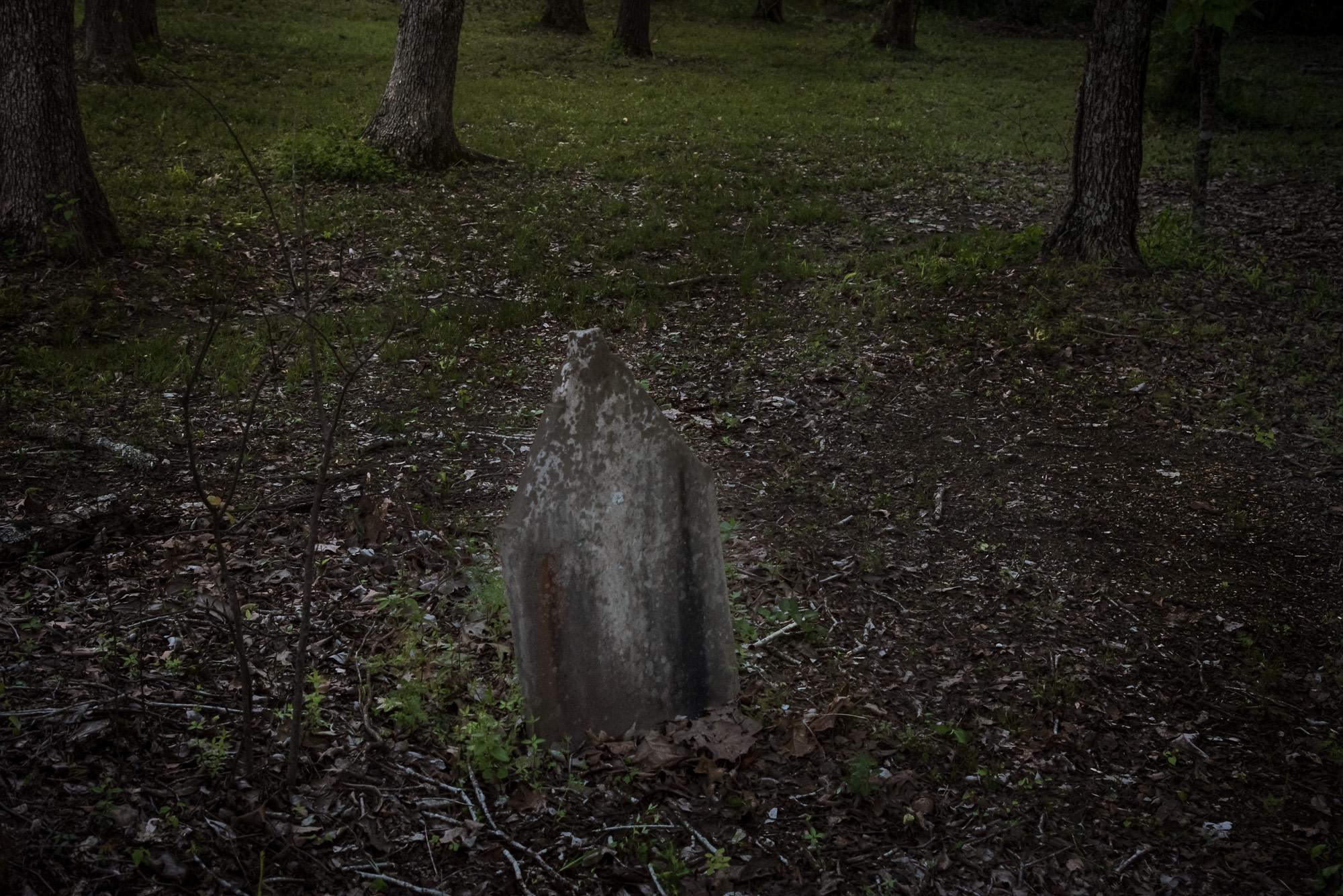 Slave Cemetery, Faunsdale, Alabama