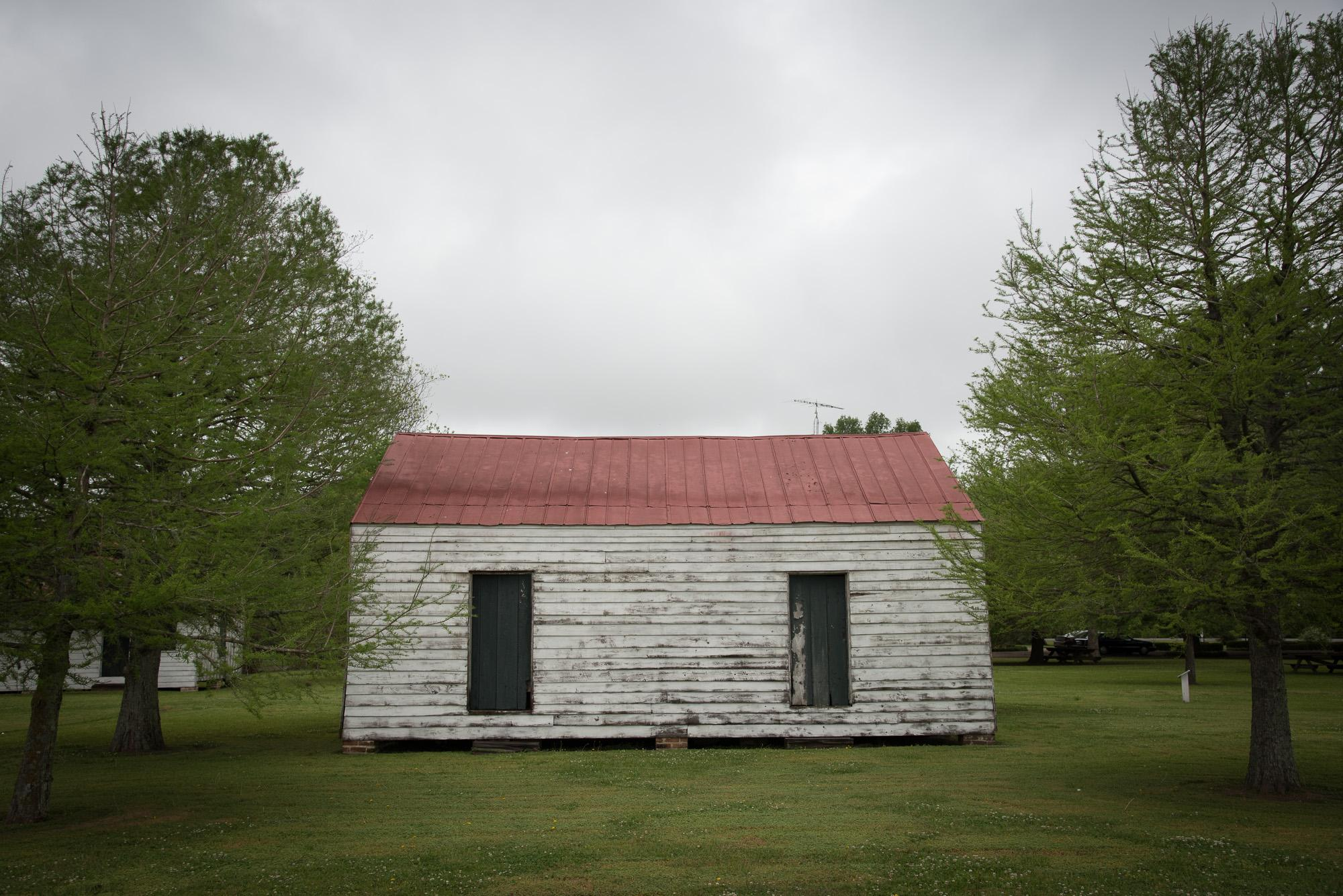 Slave Dwelling, Concordia Parish, Louisiana