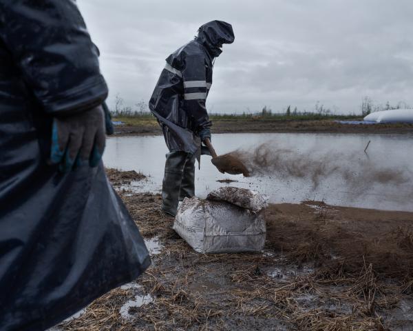Norilsk Oil Spill