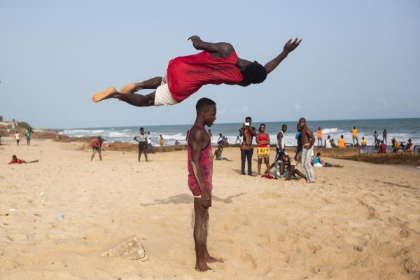 GHANAIAN BEACH
