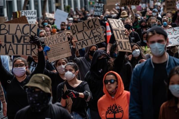 Winds of Change: Documenting the BLM Protests