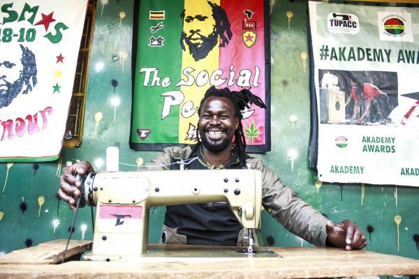 Stuart Tibaweswa  Young Photographer Award Winner