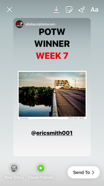 AAP 7th Week Winner