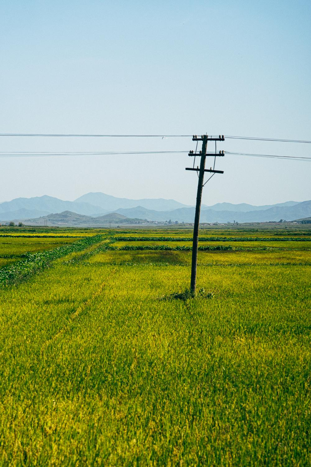 Art and Documentary Photography - Loading Joe_Hockley_Countryside_near_Kaesong_North_Korea.jpg
