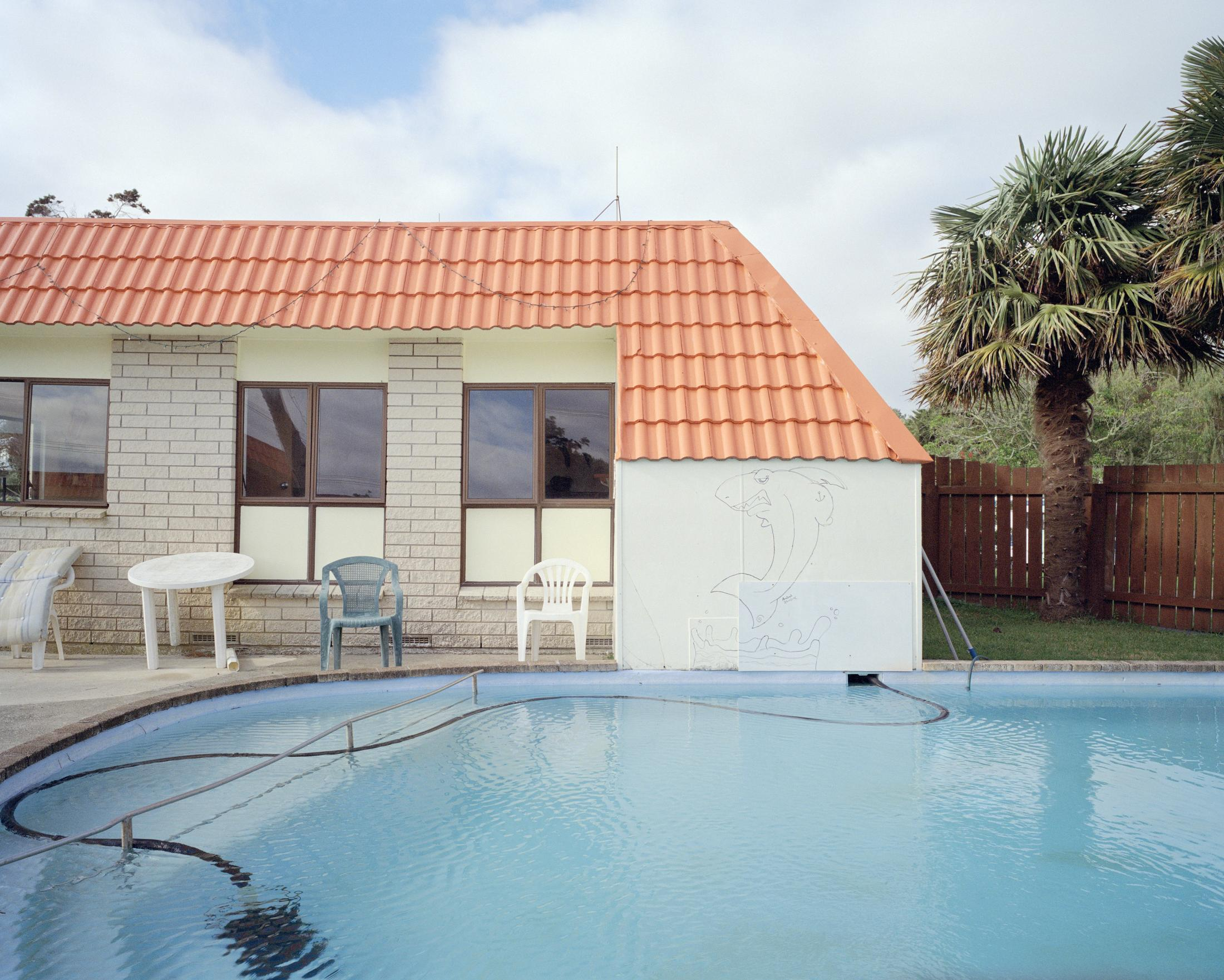 Art and Documentary Photography - Loading Vanessa_Green_Swimming_Pool_at_Opotiki_Holiday_Park.jpg