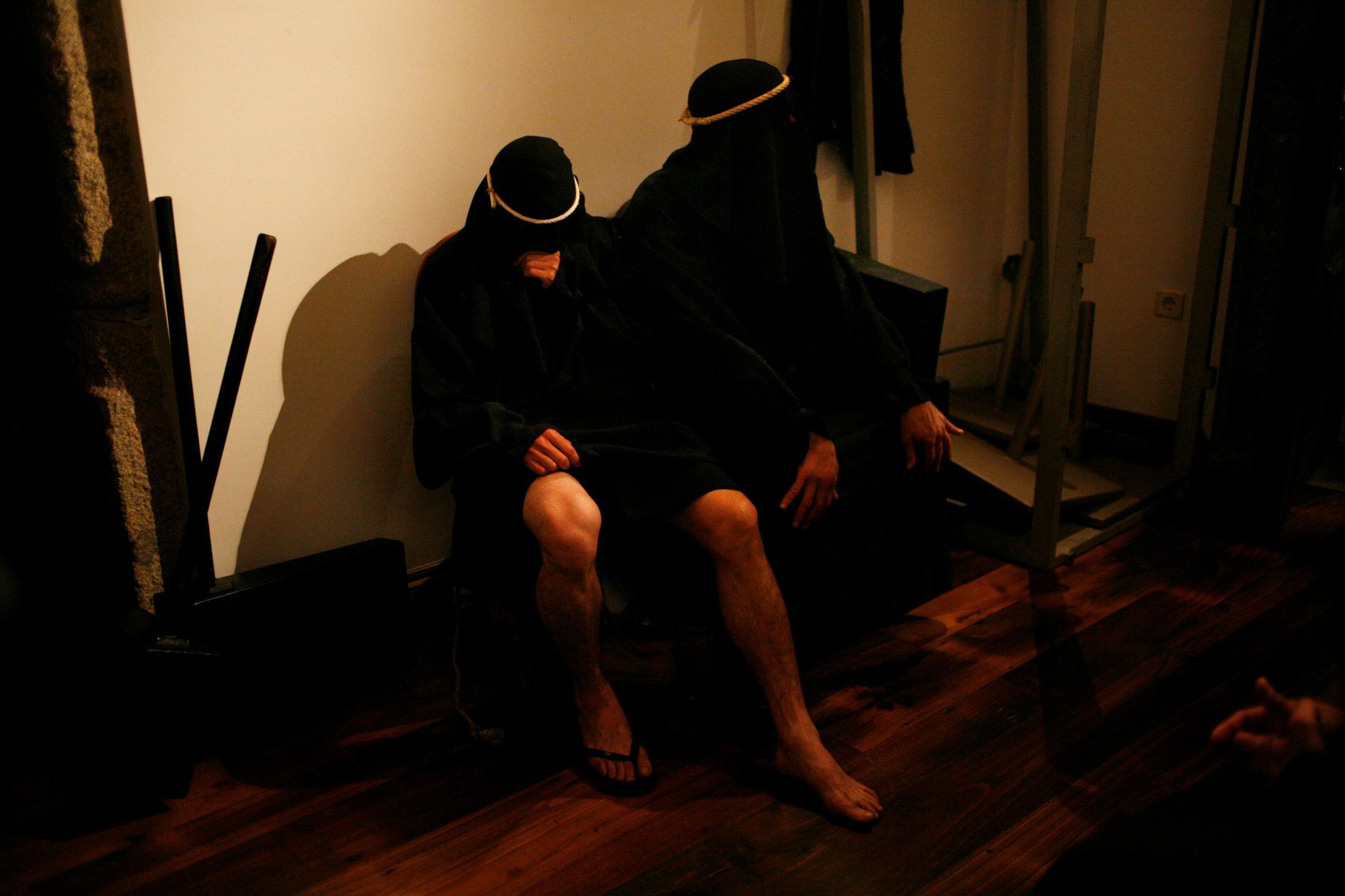 """Procissão do Senhor """"Ecce Homo"""" 2012/04/05"""