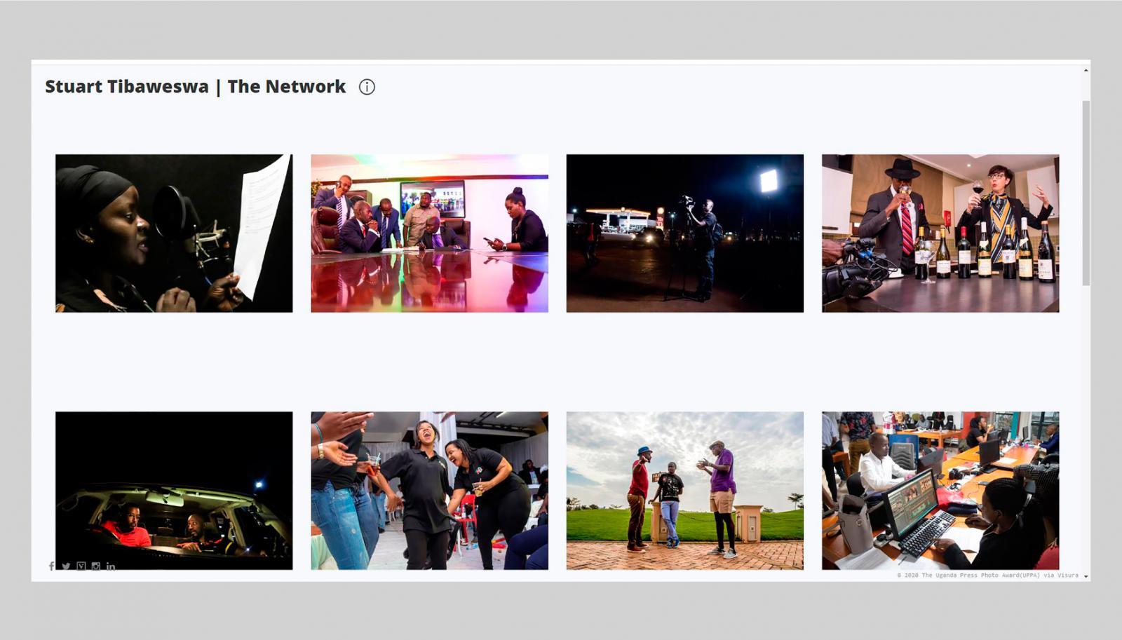 The Network - Uganda Press Photo , October 2018