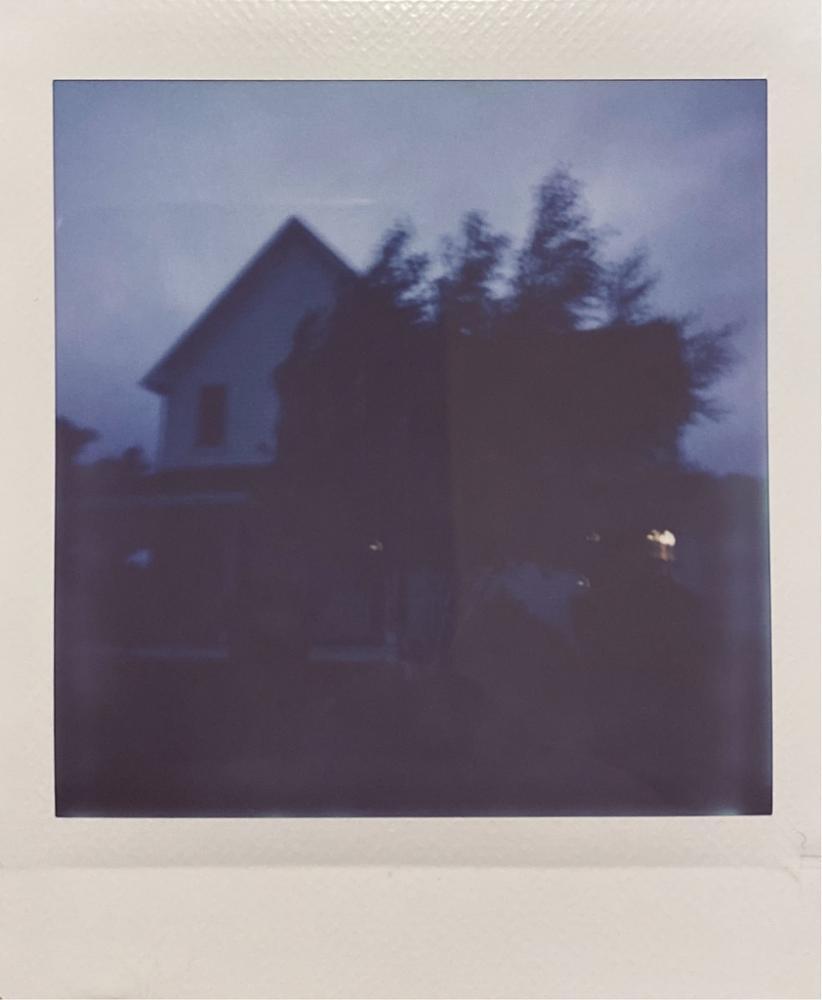 My parents' home.