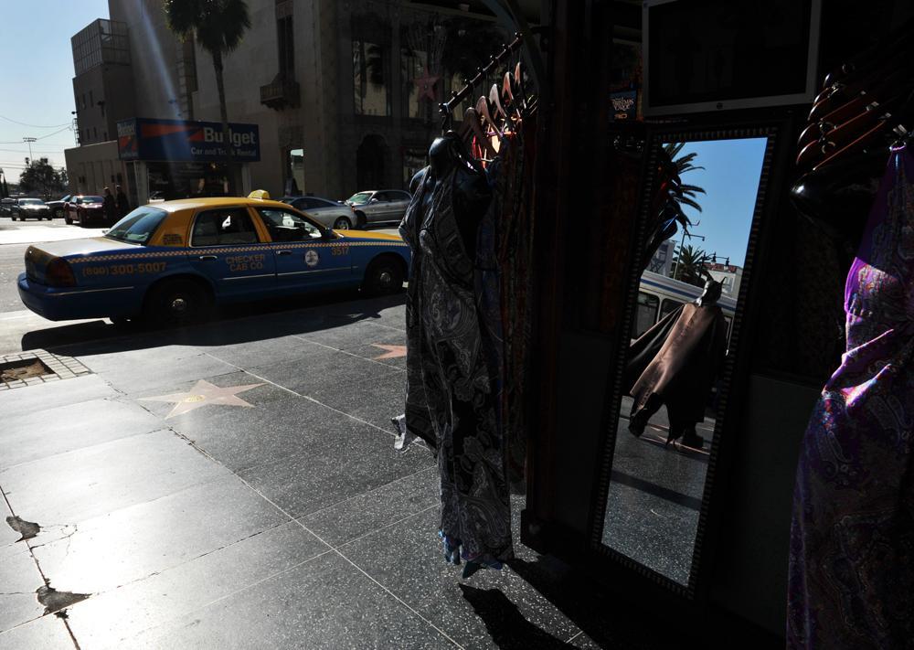 Hollywood Blvd. CA