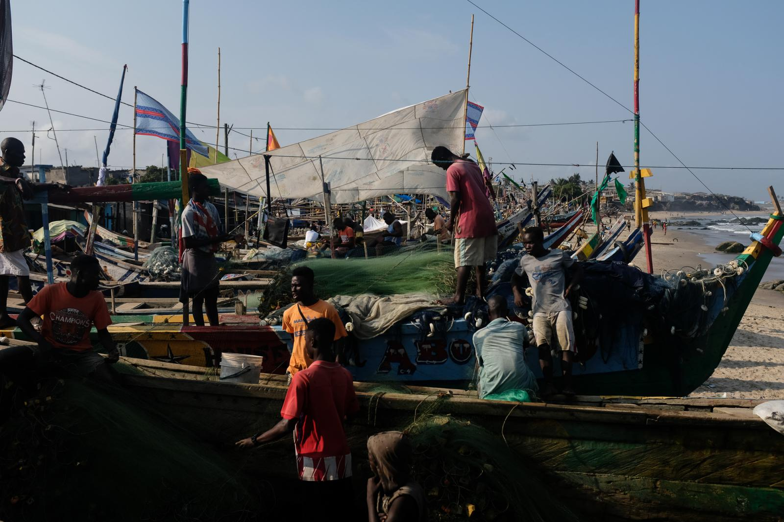 Photography image - Loading nipah-dennis-community-winneba-everydayafrica-02.JPG