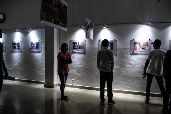 Ma première exposition photo