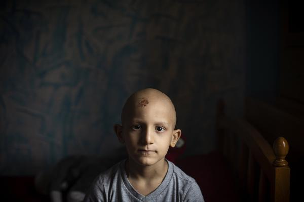 Beirut's Youngest Cancer Patients  After Blast