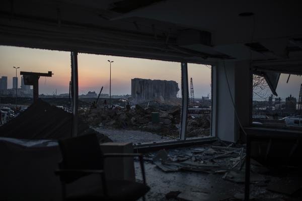 NYT: Beirut Fallen