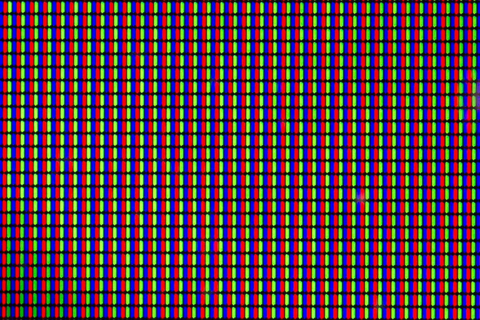 RGB Pixel Field One.