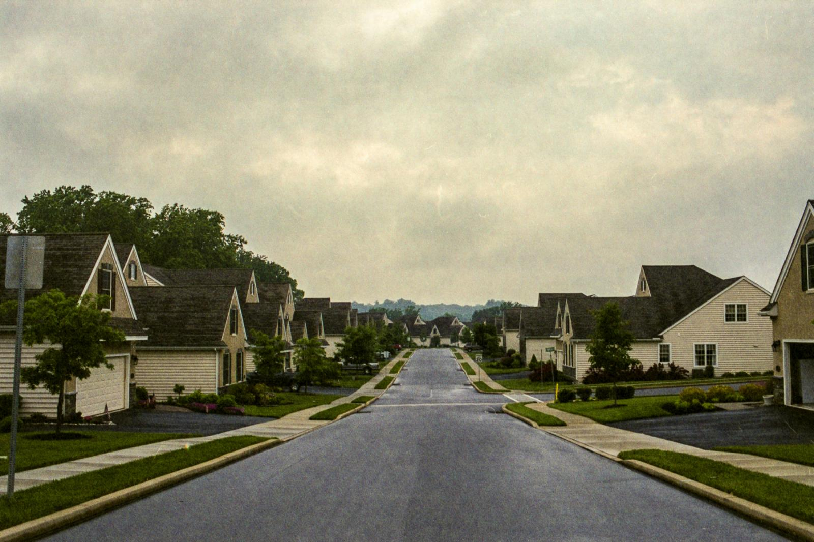 Harrogate planned community. Avondale, PA.