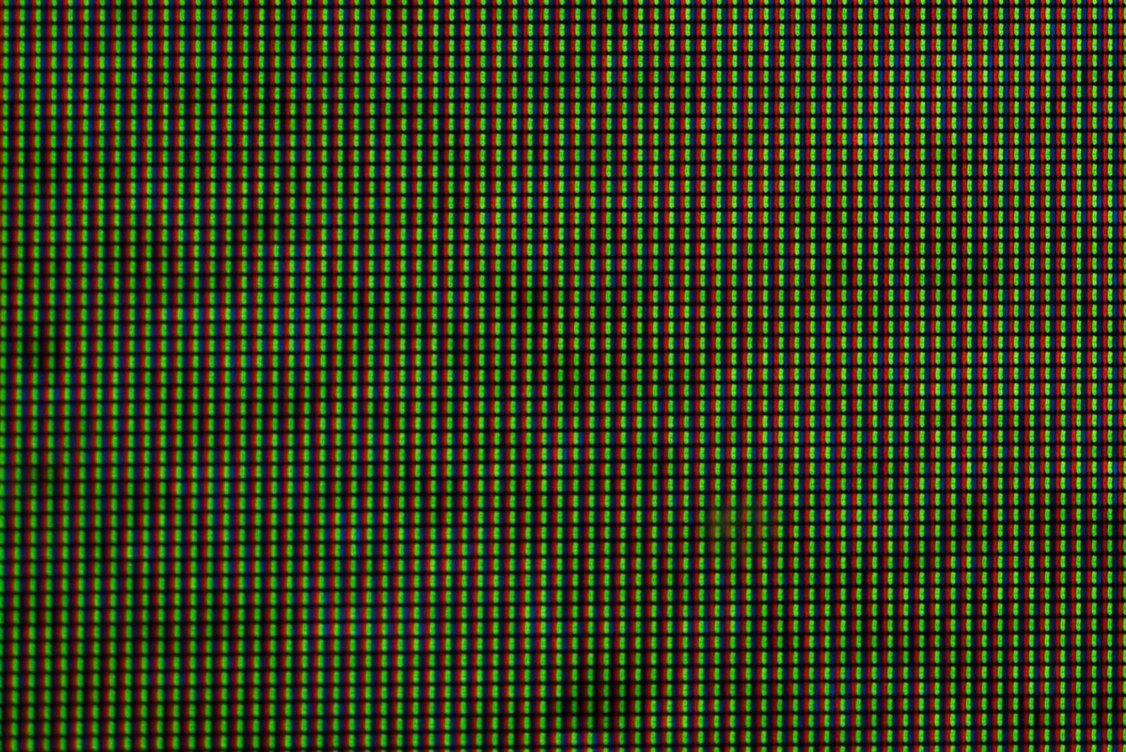 Green Pixel Field.