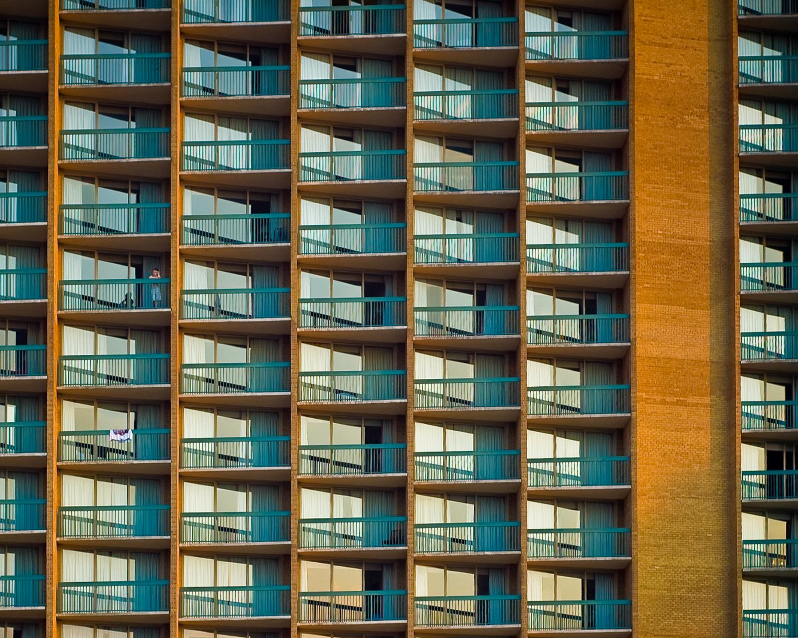 Highrise, Arlington, VA.
