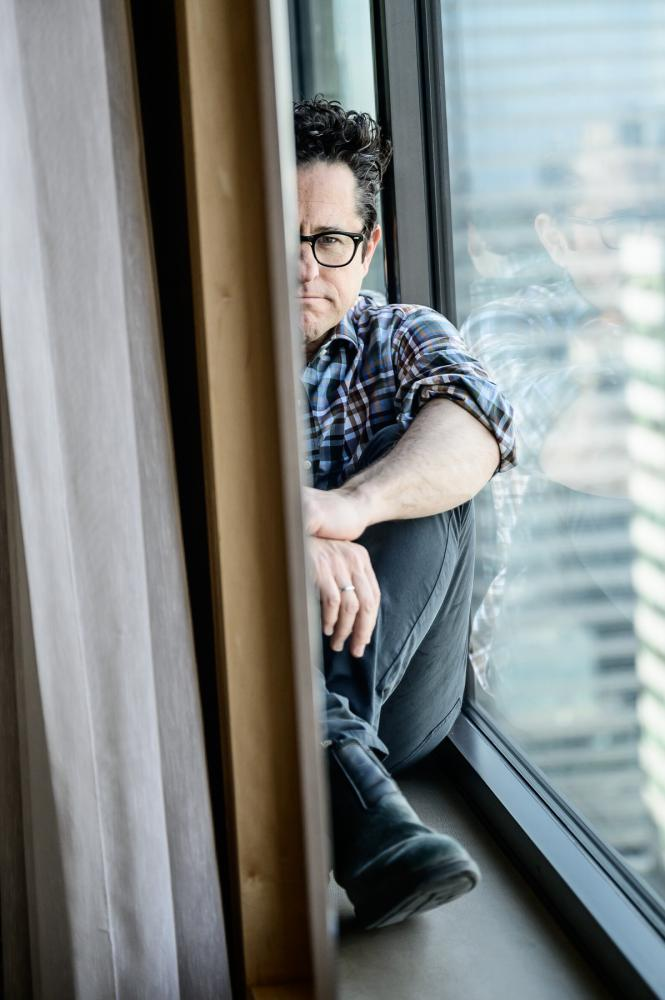 J.J. Abrams for USA Today