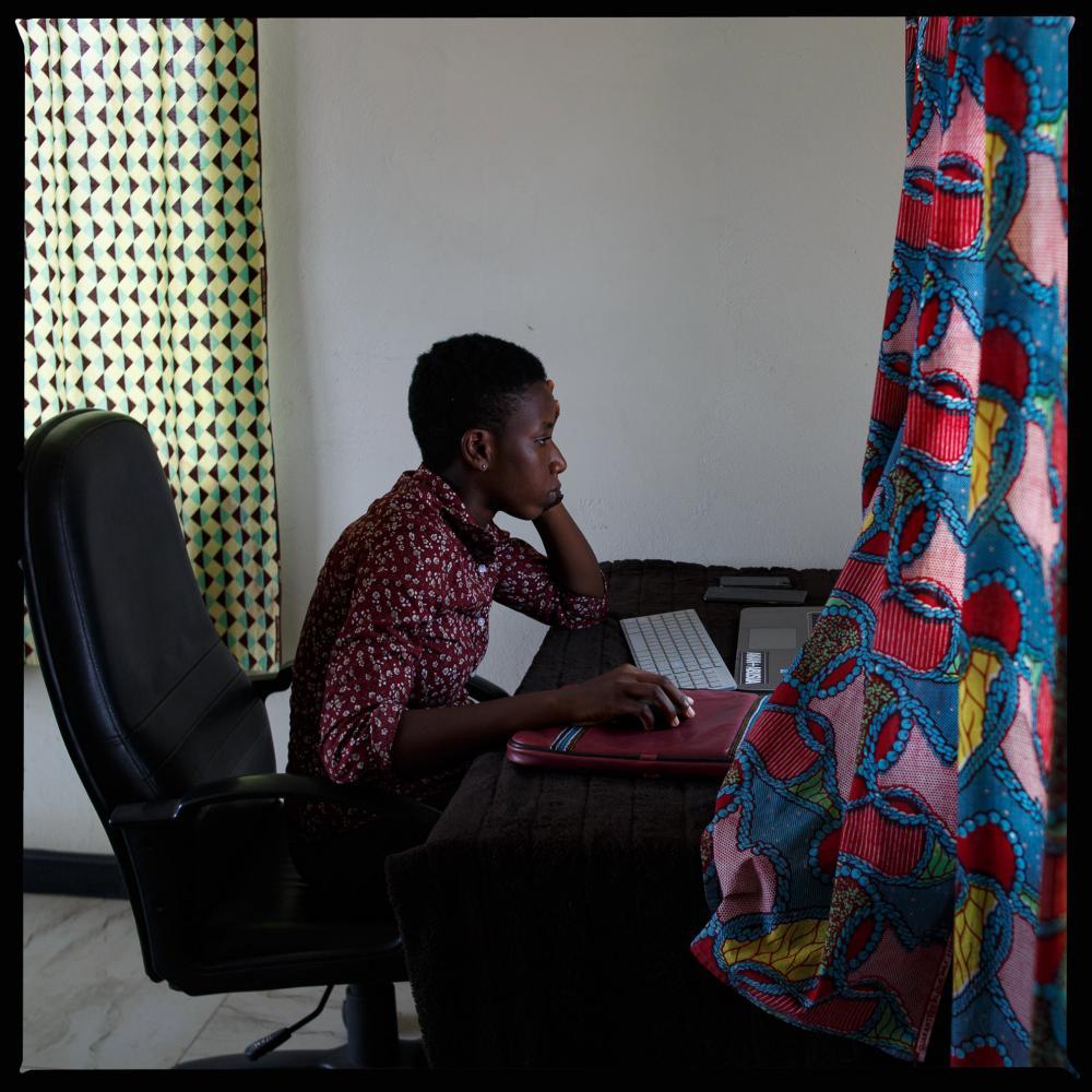 Misper. Accra, Ghana. 2018 ©Nipah Dennis @iamnipah