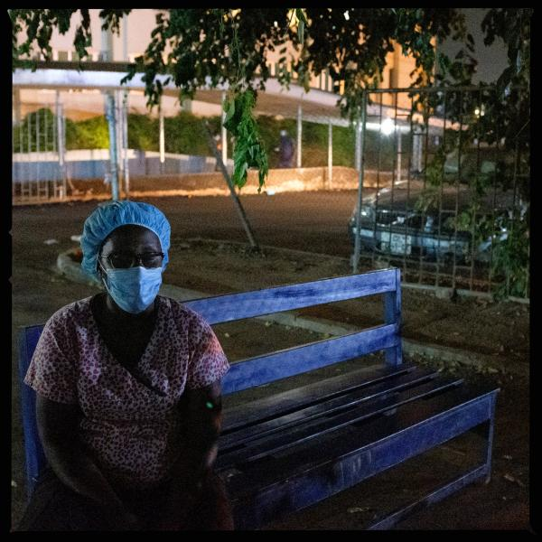 Kumasi, Ghana. 2020 ©Nipah Dennis @iamnipah