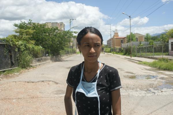resilience: a family of nurses in caracas' COVID-19 lockdown