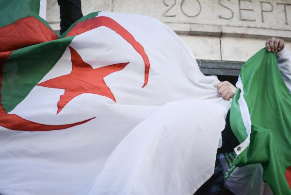 Algerians in the time of Hirak