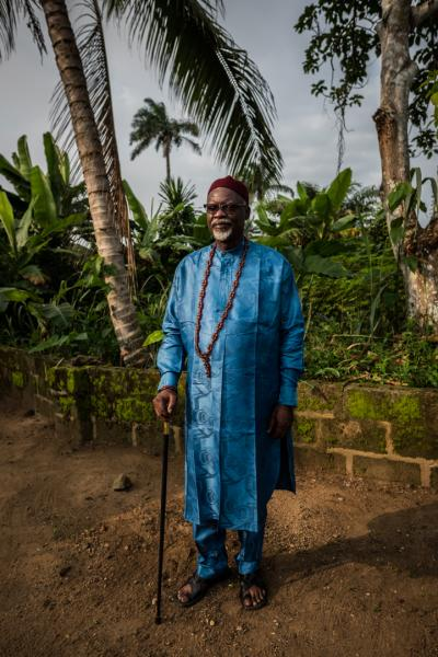 Royalty, Akwa Ibom, 2020