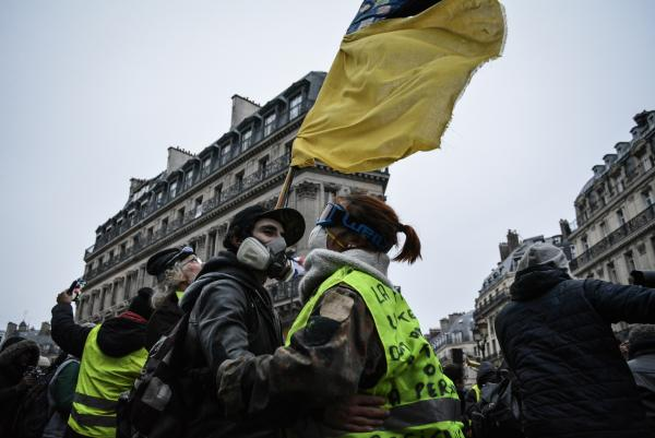 Giltes Jaunes: between protests and devastation