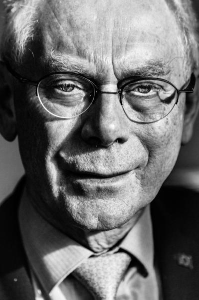 Portrait of Herman Van Rompuy