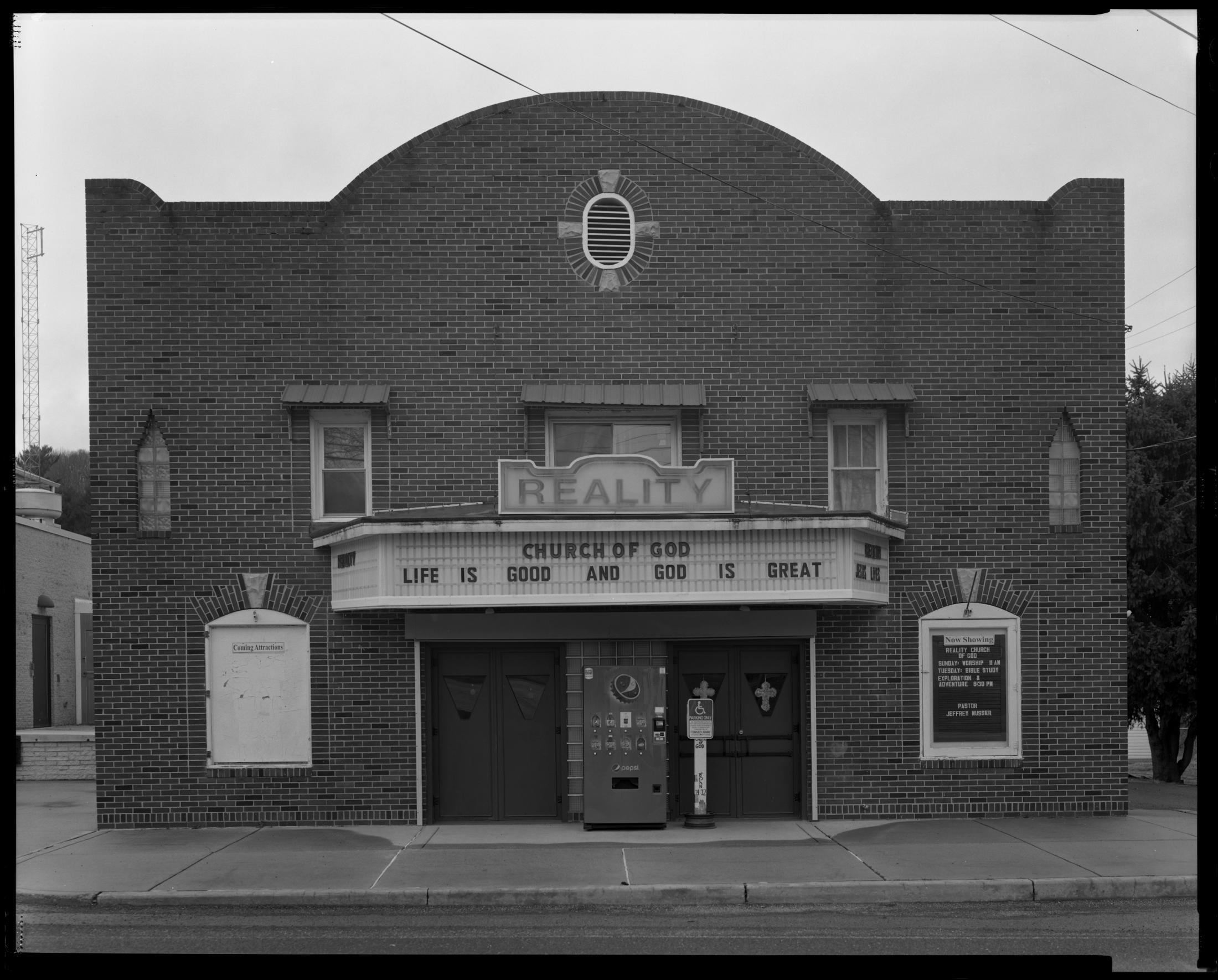 Reality Church, Pennsylvania, 2020