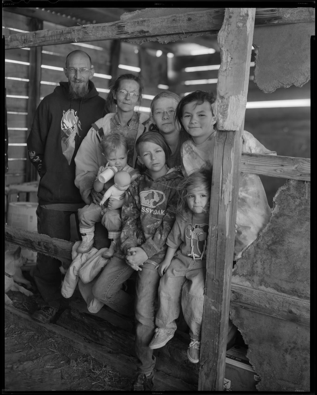 Gruber Family, Colorado, 2019