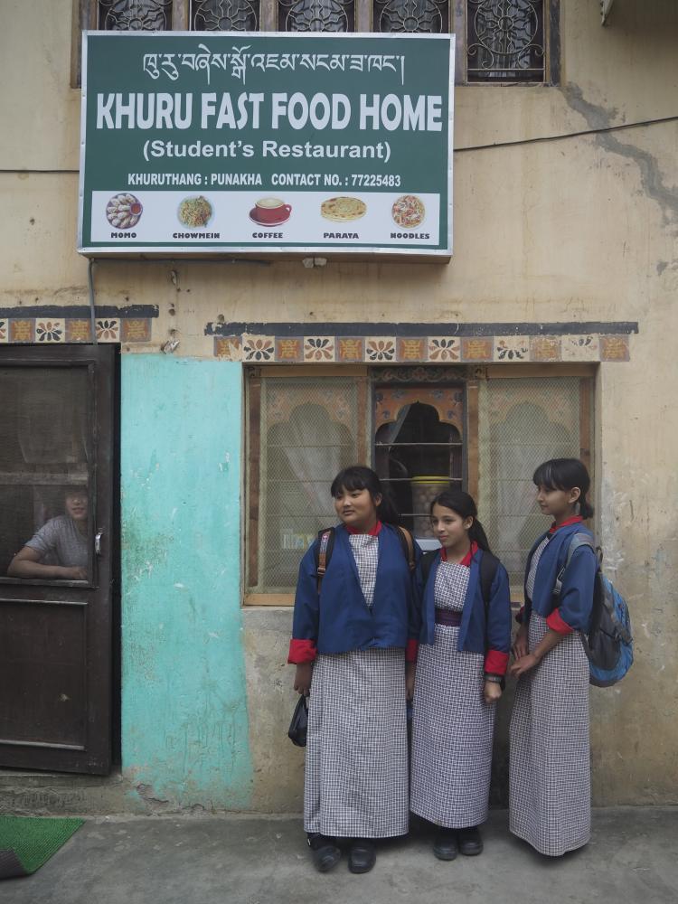 Paro, Bhutan. Tenzin Penjor