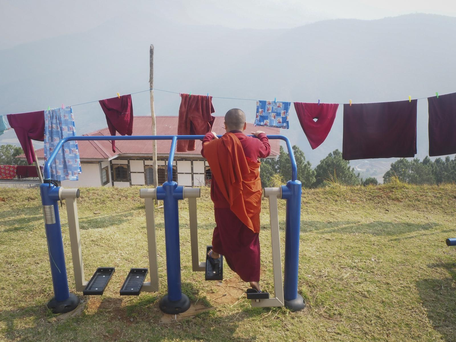Thimpu, Bhutan. Kencho Tshering