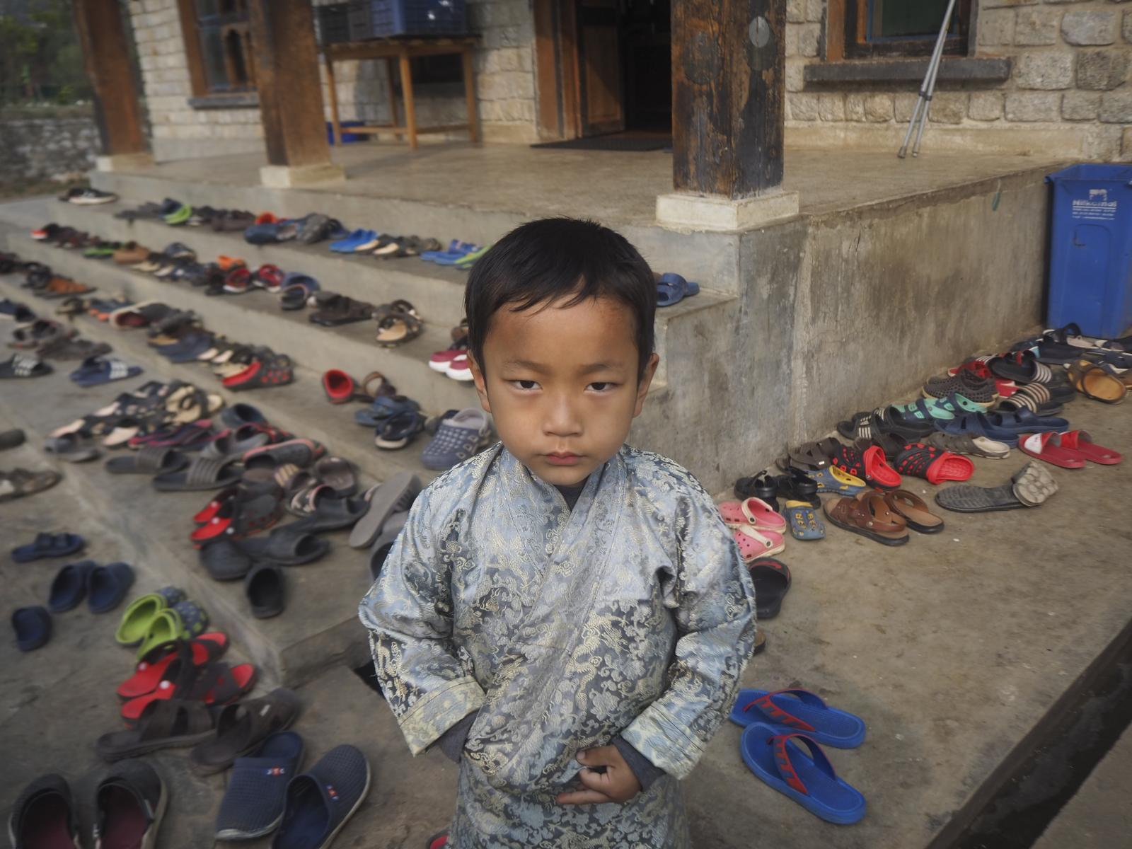 Thimpu, Bhutan. Jigme Namgyal