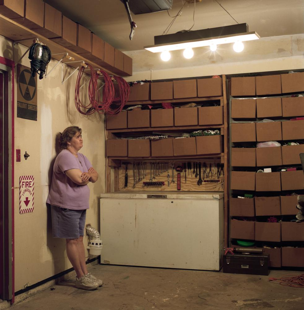In the Garage, 2015
