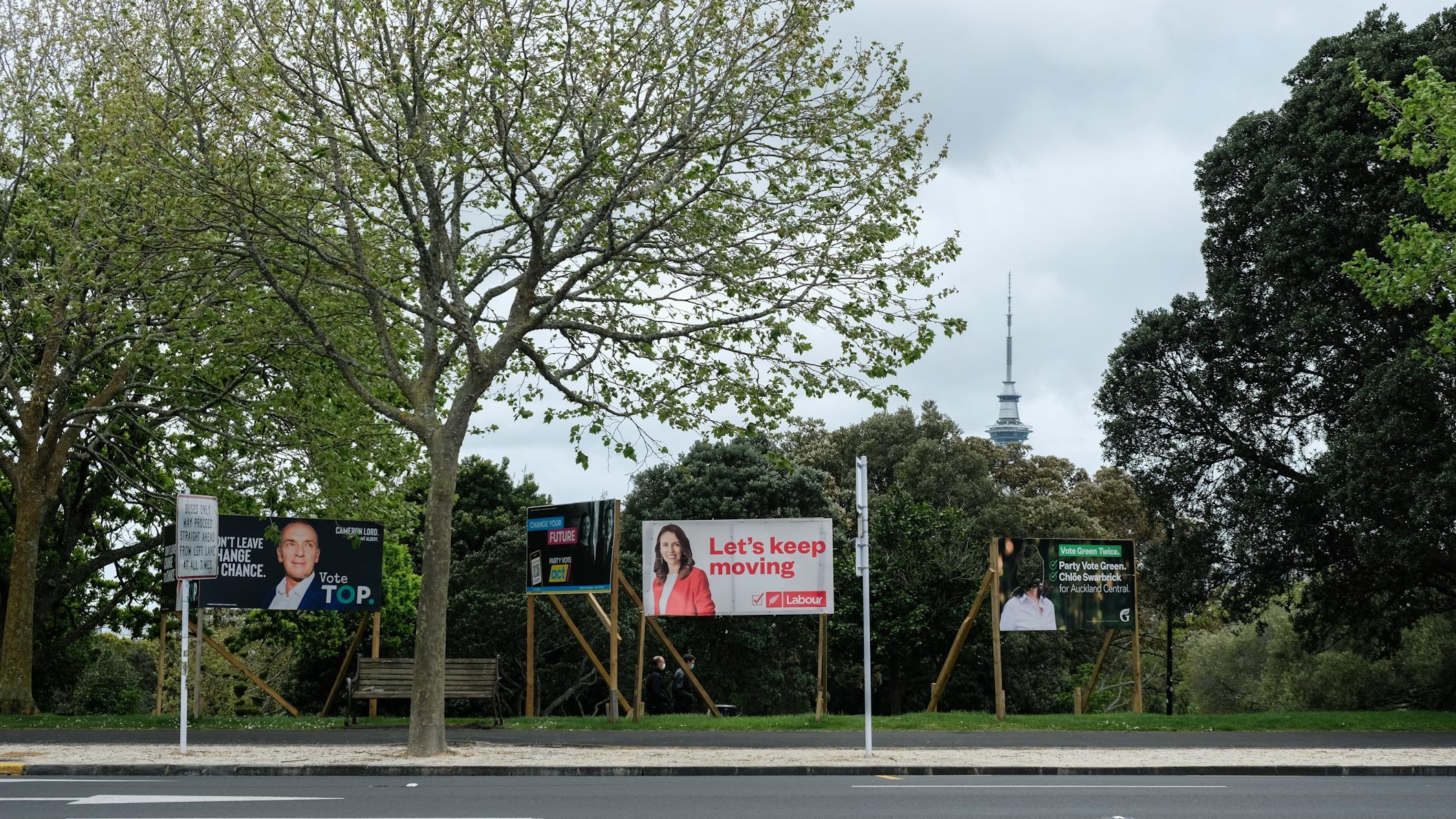 September 20th, Auckland.