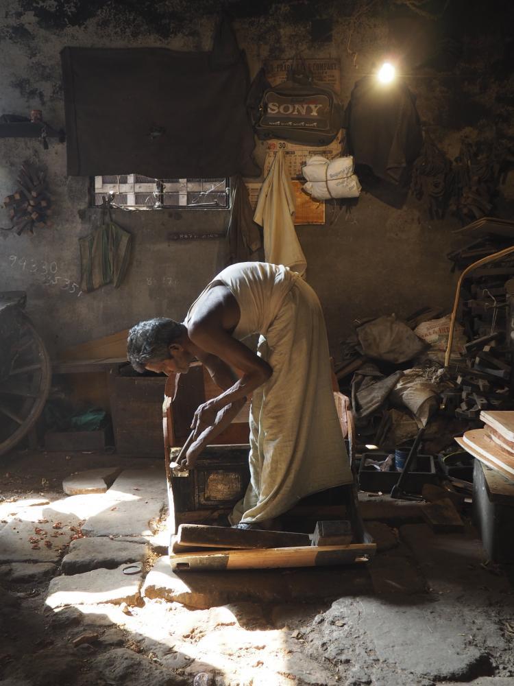 Kolkata, India. Ankita Das