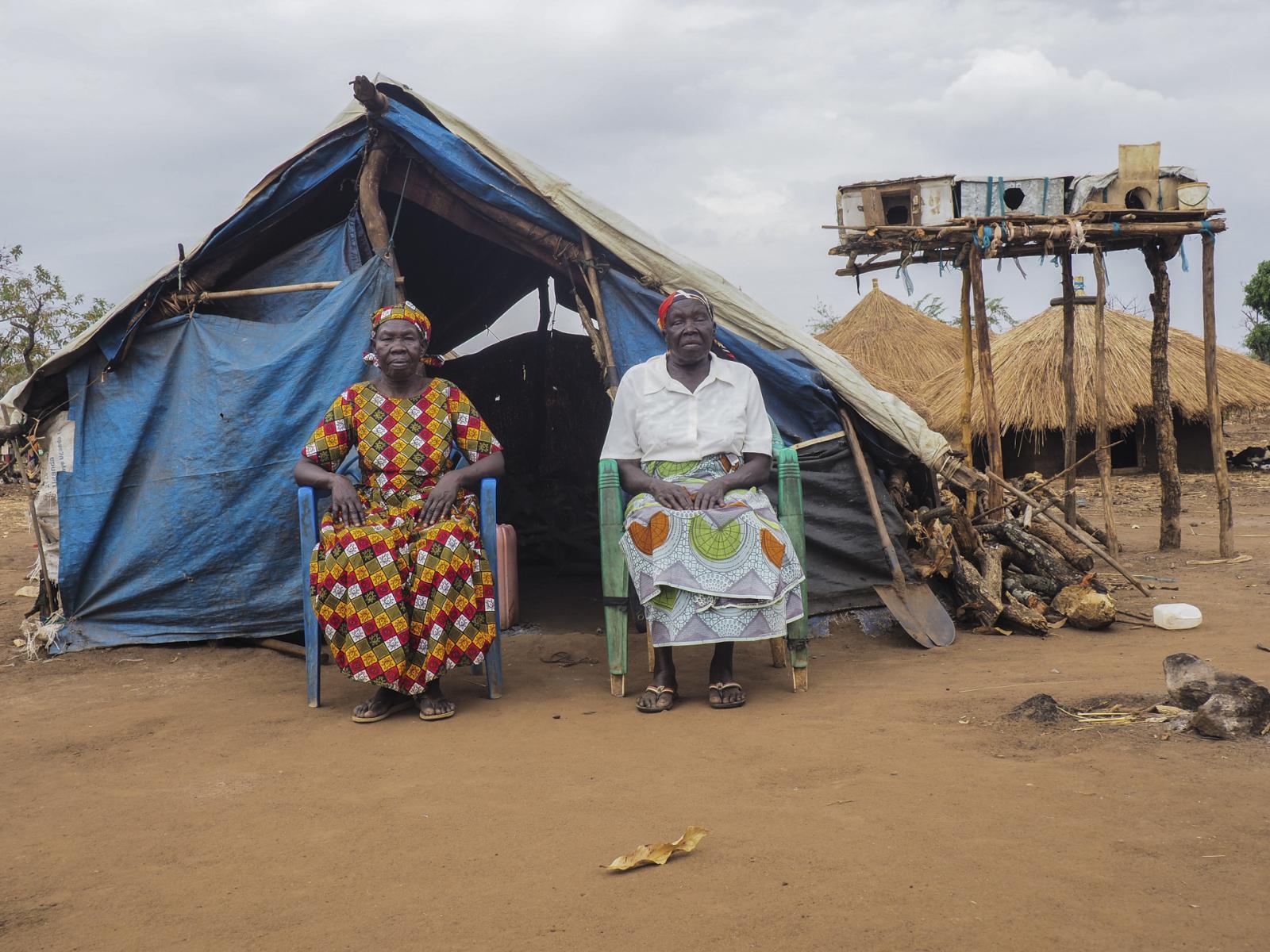 Bidi Bidi Refugee Settlement, Uganda. Pony Joy