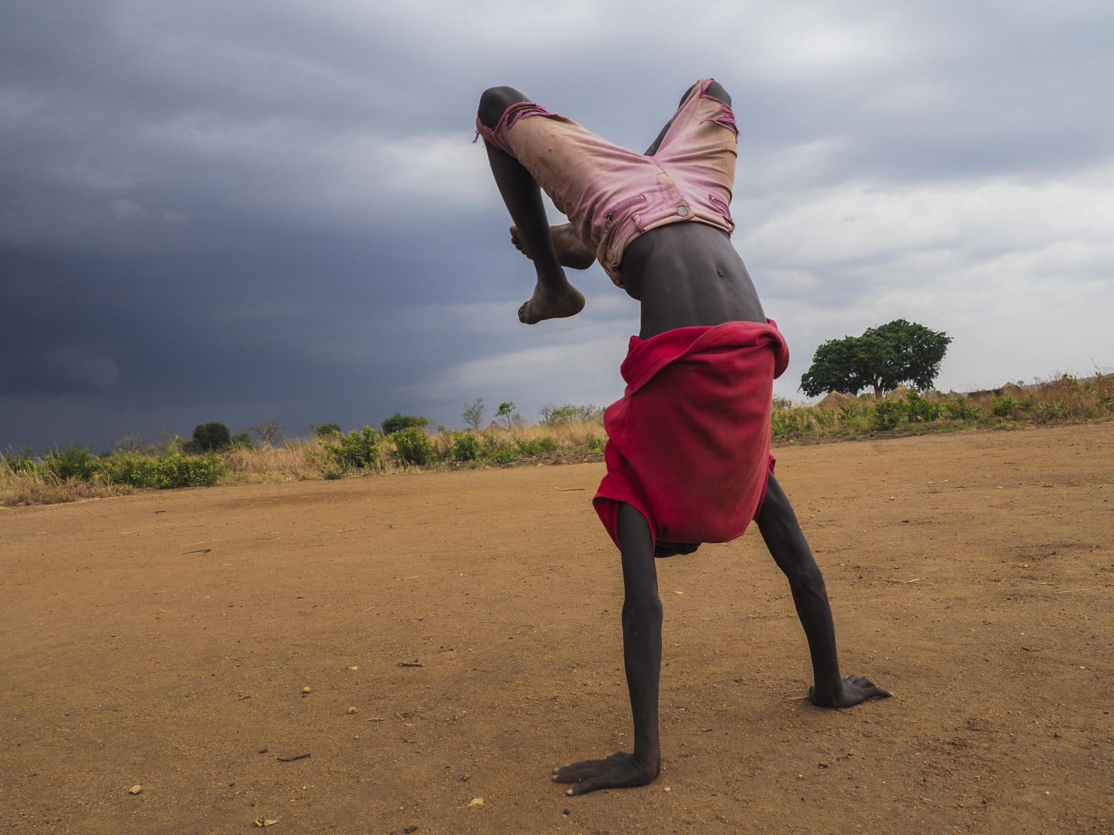 Uganda. Isaac Nelly