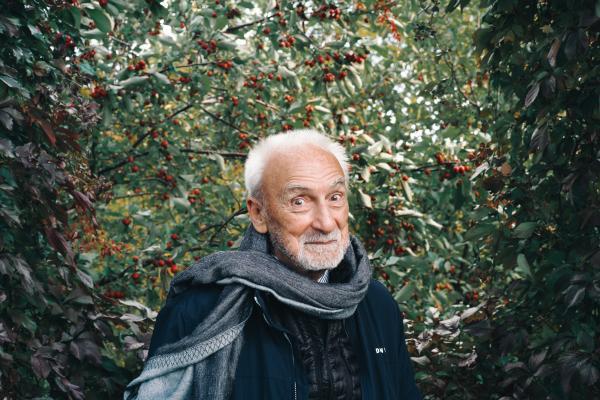 L'auteur Yvon Deschamps