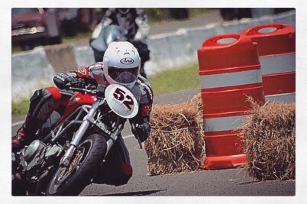 Motorcycle racing days