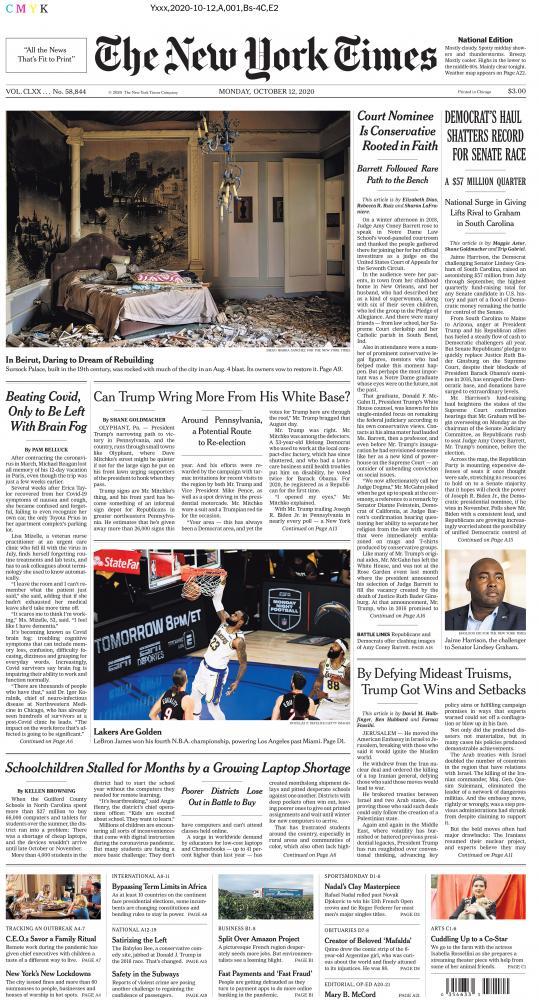Photography image - Loading tearsheet_NYT_01.jpg