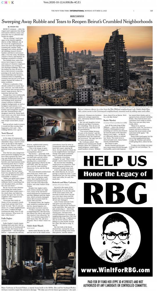 Photography image - Loading tearsheet_NYT_02.jpg