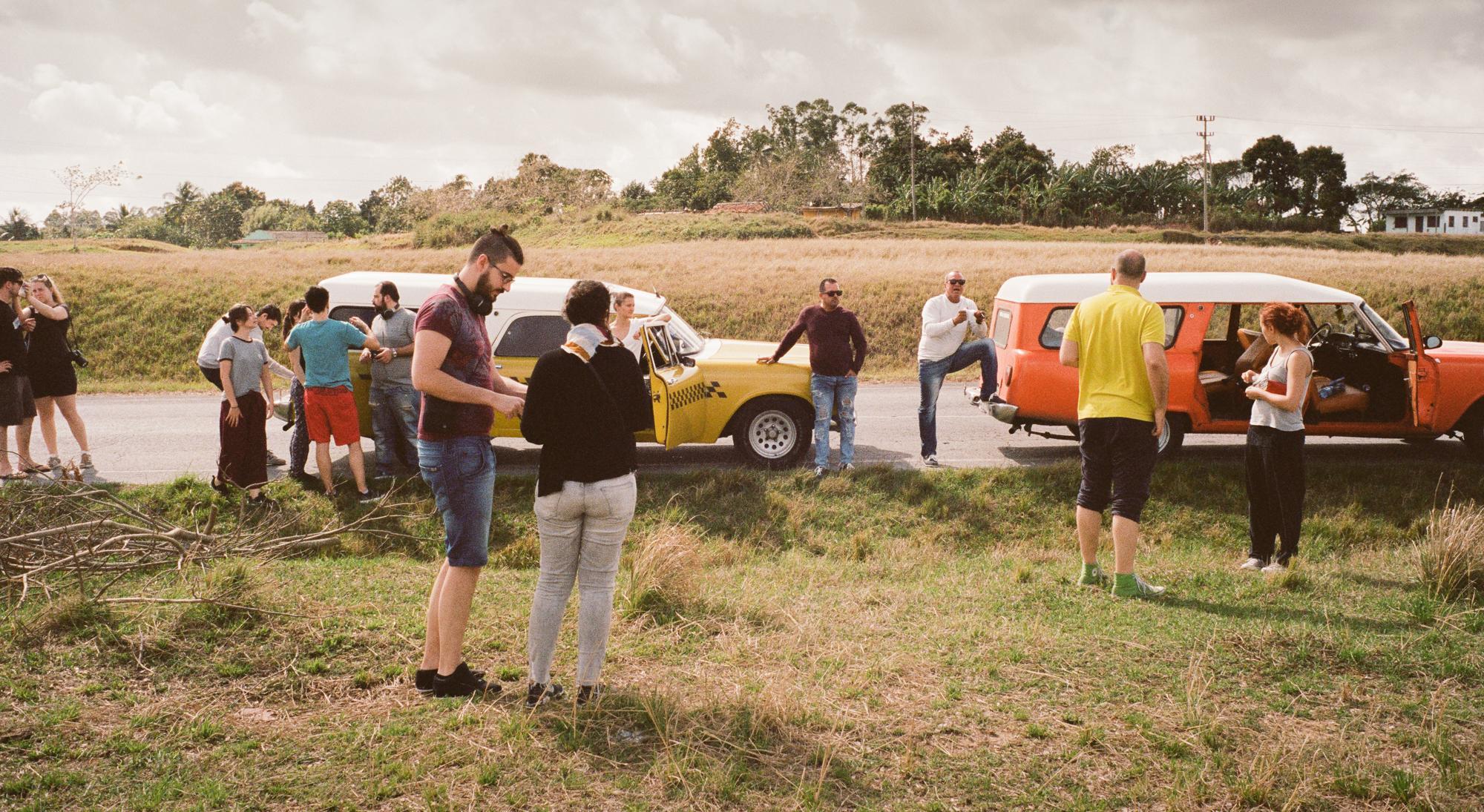 OUTSIDE HAVANA. Autopista Nacional (A4). Westward from Havana to Pinar del Rio.