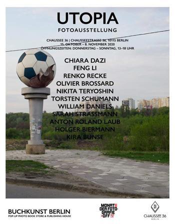 Art and Documentary Photography - Loading Utopia_Poster_smaller.jpg